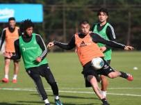 Beşiktaş'ta Antalyaspor Hazırlıkları Devam Ediyor