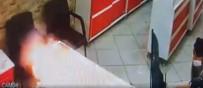 Cep Telefonunun Bataryası Bomba Gibi Patladı