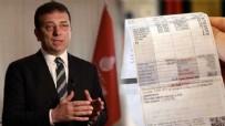 MECLİS ÜYESİ - İGDAŞ'tan sonra şimdi de İSKİ! CHP'li meclis üyesi bile gelen faturaya isyan etti