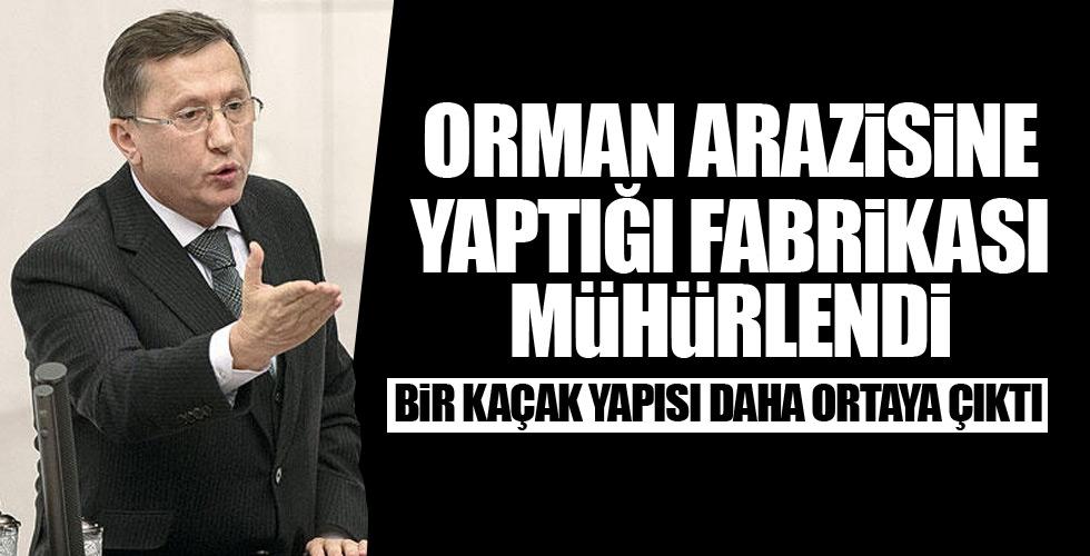 Lütfü Türkkan'ın fabrikası mühürlendi!