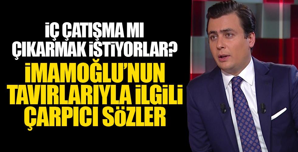Osman Gökçek'ten Ekrem İmamoğlu'na tepki!