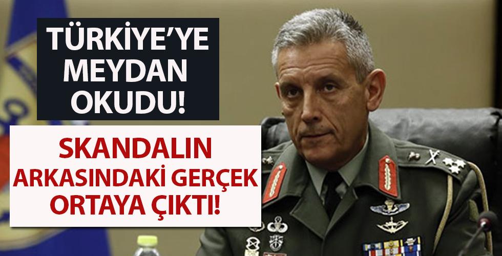 Yunanistan'dan skandal Türkiye çıkışı