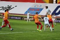 AHMET OĞUZ - Kayserispor, Gençlerbirliği'ni 2-0 mağlup etti