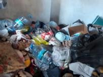 ÇÖP EV - İstanbul'da iğrenç görüntüler! Komşular ihbar etti, ekipler gözlerine inanamadı