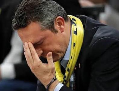 Taraftar sonunda çıldırdı: Ali Koç istifa!
