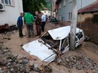 ORMAN BAKANI - Bursa'daki sel felaketinin ardından Bakan Pakdemirli ve Soylu'dan flaş açıklama!