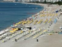 ORTADOĞU - 'Corona' etkisi: Dünyada turist sayısı nisanda yüzde 97 azaldı