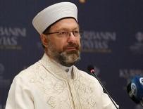 SUUDI ARABISTAN - Diyanet'ten 'hac kurası' açıklaması