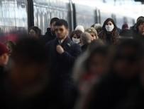 CALIFORNIA - ABD'de son 24 saatte korona virüsten 400 kişi öldü