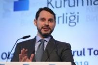 KONUT KREDİSİ - Bakan Albayrak Bankalar Birliği Genel Kurulu'nda açıklama yapıyor!