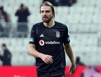 CANER ERKİN - Beşiktaş'ta Caner Erkin ile yollar ayrılıyor!