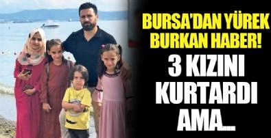 Bursa'daki sel felaketinde kahreden detay: Koronadan kaçıp sele yakalandılar!