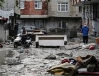 FIRAT ÇELİK - Esenyurt'ta evleri su içerisinde kalan vatandaşlar CHP'li İmamoğlu'na isyan etti