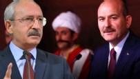 KEMAL KILIÇDAROĞLU - Kılıçdaroğlu 'özür dile' demişti... Bakan Soylu'dan yanıt gecikmedi