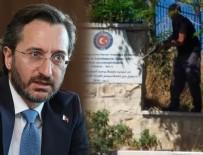 İLETIŞIM - İletişim Başkanı Altun'dan İsrail'e sert tepki