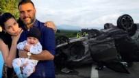 ÇOCUK BAKICISI - Şarkıcı Alişan kaza yaptı...