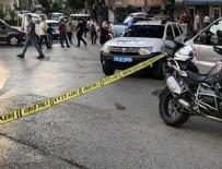 MERINOS - Pompalı tüfek dehşeti! Polis memuru yaralandı