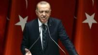 BAŞBAKAN - Bakan skandalı açıkladı! 'Erdoğan'ın konvoyunun önünü kesmeye cüret ettiler'