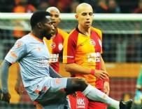 BERABERLIK - Haftanın maçında 2 gol bir kırmızı kart çıktı