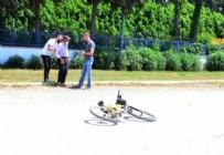 İLAÇ PARASI - Bisikletten düşme numarasıyla vatandaşı dolandırdı