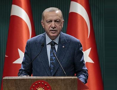 Başkan Erdoğan'dan anlamlı paylaşım!