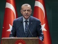 RECEP TAYYİP ERDOĞAN - Başkan Erdoğan'dan anlamlı paylaşım!
