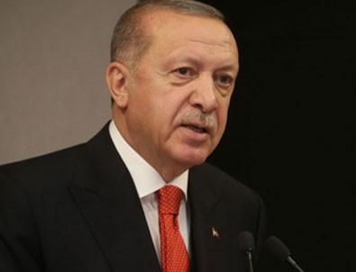 Başkan Erdoğan o değişikliği duyurdu!
