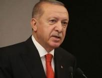 RECEP TAYYİP ERDOĞAN - Başkan Erdoğan o değişikliği duyurdu!