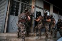 EMNIYET MÜDÜRLÜĞÜ - İstanbul'da 5 ilçede özel harekat ve helikopter destekli operasyon! Onlarca kişi gözaltına alındı