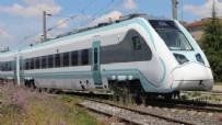 SOLUNUM CİHAZI - Türkiye'nin milli elektrikli treni tarih yazdı!