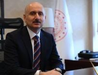 ULAŞTIRMA VE ALTYAPI BAKANI - Bakan açıkladı! Türksat uyduları uzaya gönderilecek