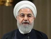 İRAN - Ruhani'den vatandaşlarına uyarı!