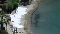 GÜNDOĞAN - Bodrum'da skandal! Mermer tozuyla Maldivler'e çevirmeye çalıştılar…