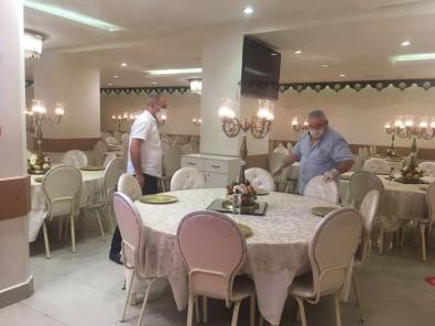 1 Temmuz Öncesi İnternet Kafe Ve Düğün Salonlarında Son Hazırlıklar
