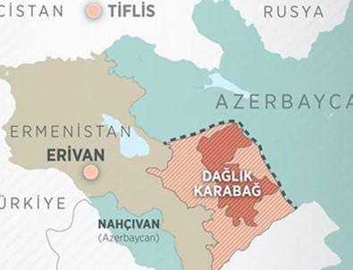 Azerbaycan ve Ermenistan arasında sıcak temas!