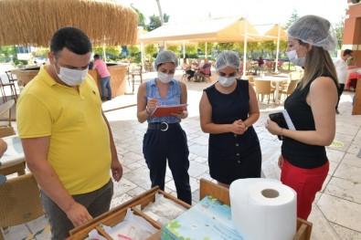 Çiğli Belediyesinin Sosyal Tesislerine Turuncu Çember Sertifikası