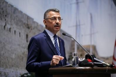 Cumhurbaşkanı Yardımcısı Oktay YOİKK Toplantısında Konuştu