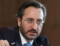 İLETIŞIM - Fahrettin Altun'dan çirkin saldırılara tepki!