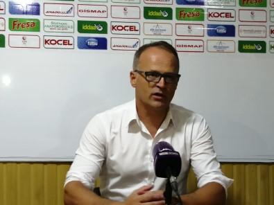 Giresunspor - Bursaspor Maçının Ardından
