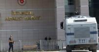 BAŞSAVCı - İstanbul Adliyesi'nde intihar girişimi
