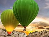 1 EKİM - Kapadokya'da balon turları o tarihe ertelendi!