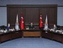 RECEP TAYYİP ERDOĞAN - Kritik toplantı sonrası önemli açıklamalar!