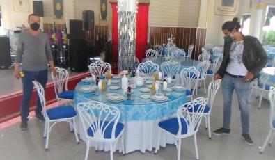 Kütahya'da Düğün Salonları Hazır