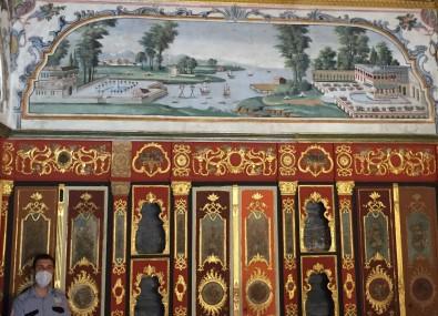 Topkapı Sarayı'ndaki Restorasyonla İlgili Açıklama