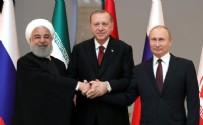 İRAN - Üç liderden kritik zirve!