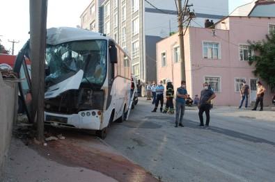 Usta Şoför Faciayı Önledi