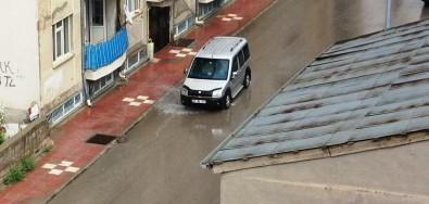 Van'da Şiddetli Yağmur
