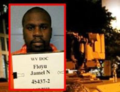 ABD'de bir siyahi Floyd daha öldürüldü