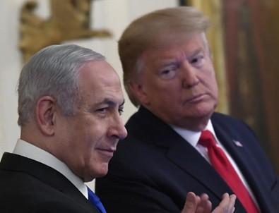 İsrail'den Trump'a büyük şok!
