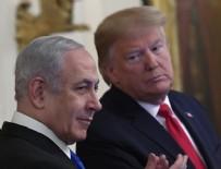 İSRAIL - İsrail'den Trump'a büyük şok!